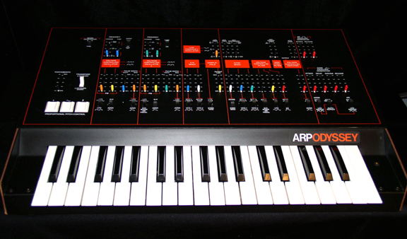 synthwizards ARP Synth Guitar arp odyssey mk1 service manual